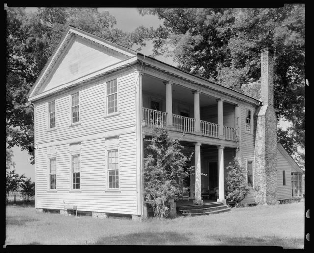 Peter Evan's Place, Suggs Landing, Edgecombe County, North Carolina