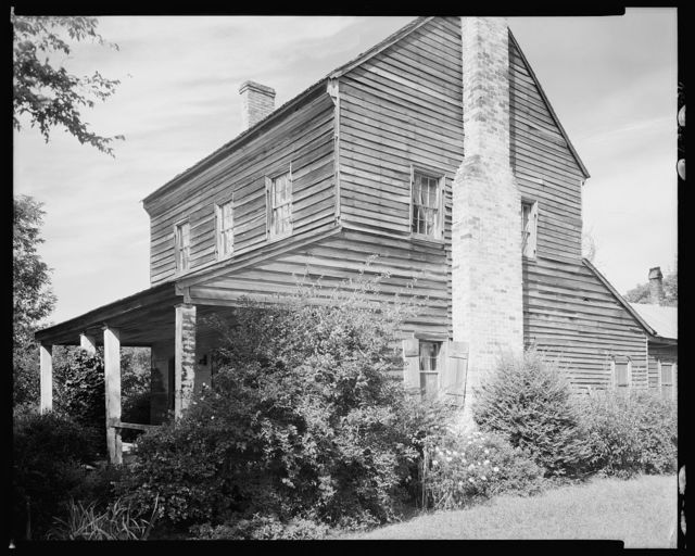 Pitts House, Mecklenburg County, North Carolina