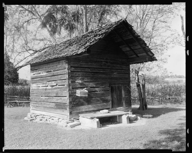 Pleasant Valley, Morganton vic., Burke County, North Carolina