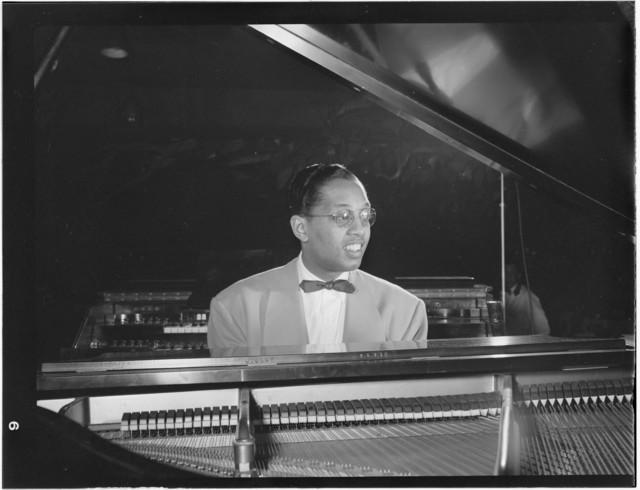 [Portrait of Billy Taylor, New York, N.Y., ca. 1947]