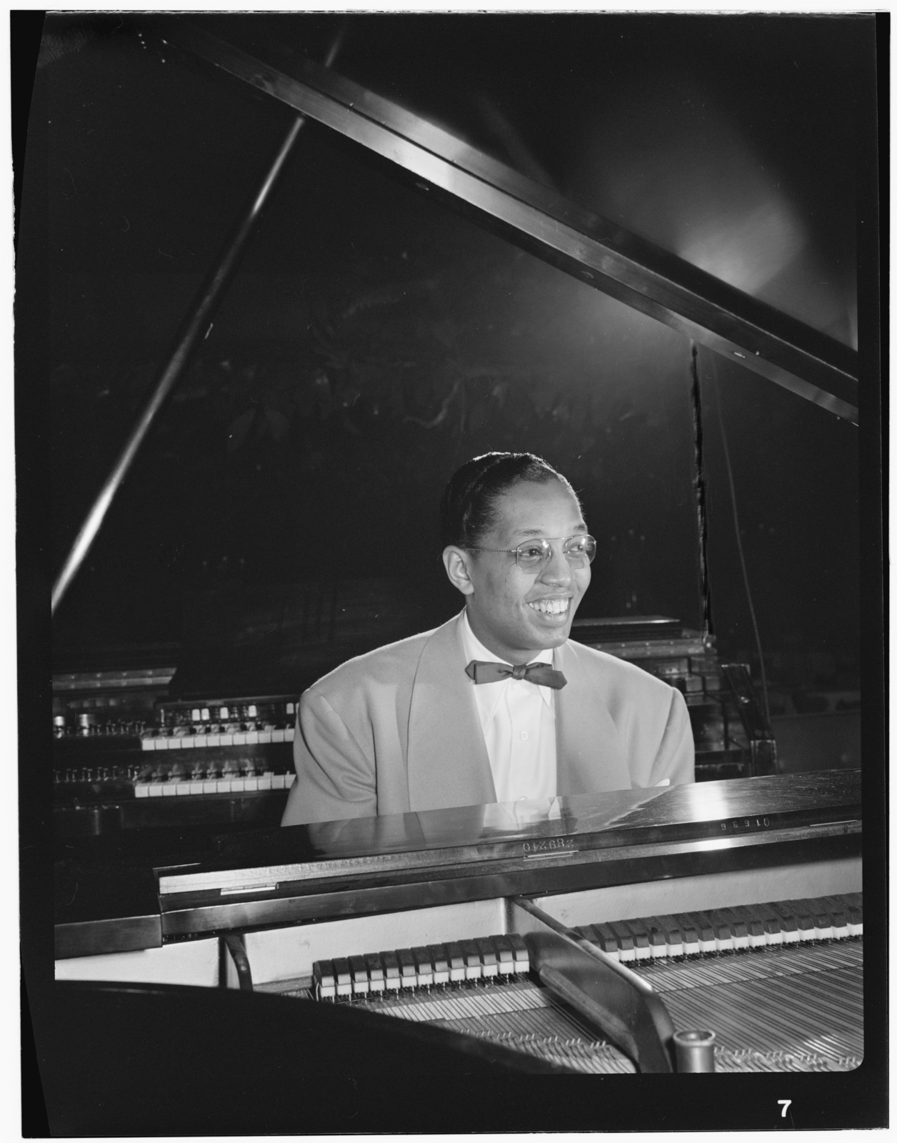 [Portrait of Billy Taylor, New York, N.Y., ca. 1947]