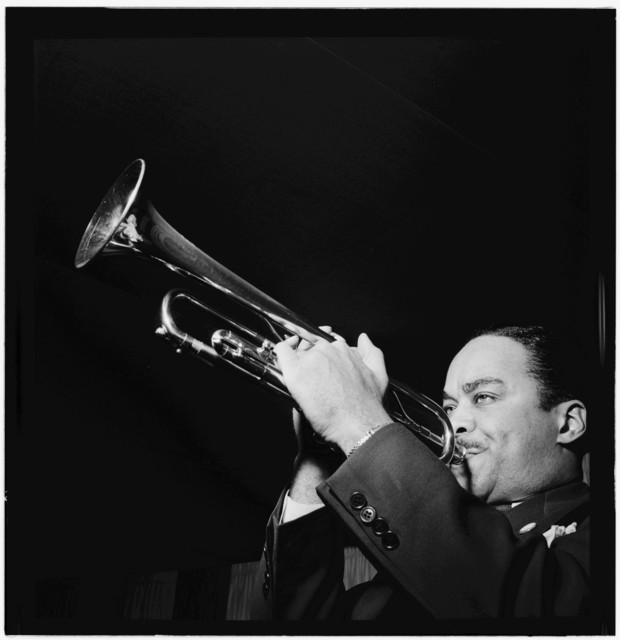 [Portrait of Buck Clayton, New York, N.Y.(?), between 1938 and 1948]