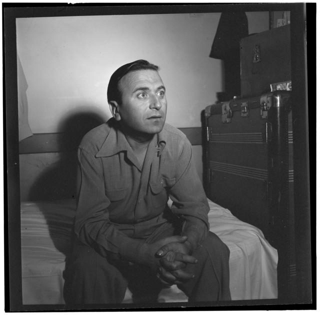 [Portrait of Charlie Spivak, Washington, D.C.(?), between 1938 and 1948]