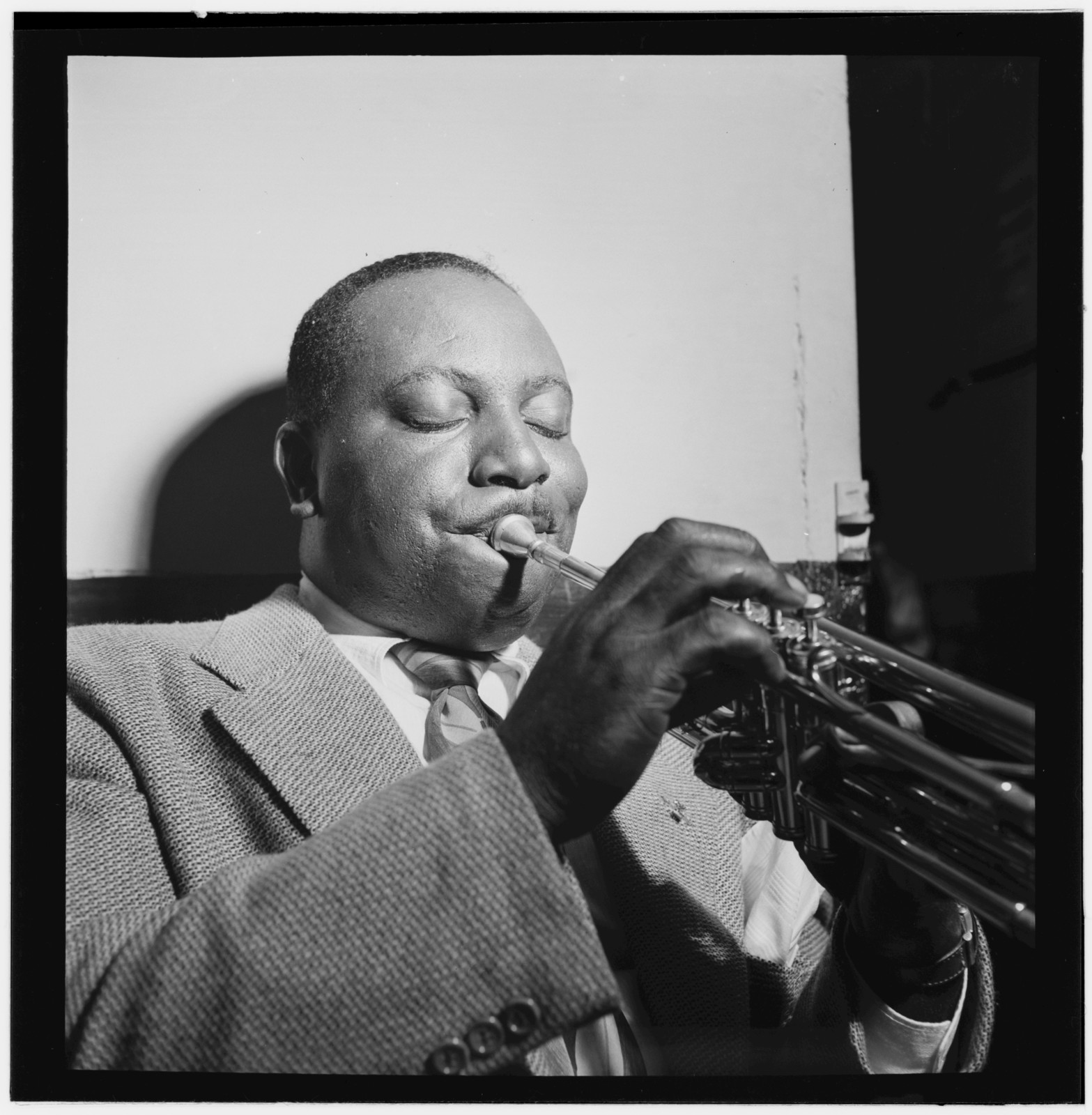 [Portrait of Cootie Williams, New York, N.Y.(?), between 1938 and 1948]