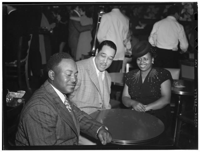 [Portrait of Duke Ellington, between 1938 and 1948]