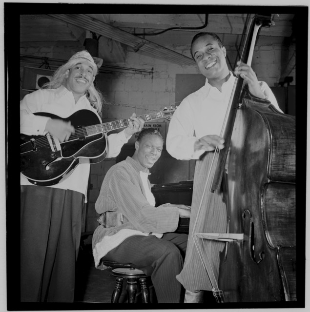 [Portrait of Freddie Moore, Nat King Cole, and Wesley Prince, between 1938 and 1948]