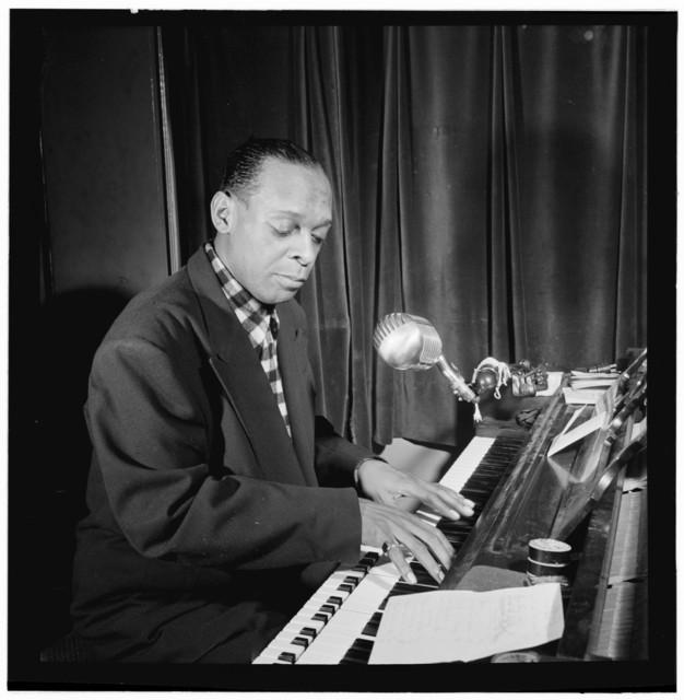 [Portrait of Garland Wilson, New York, N.Y.(?), between 1938 and 1948]
