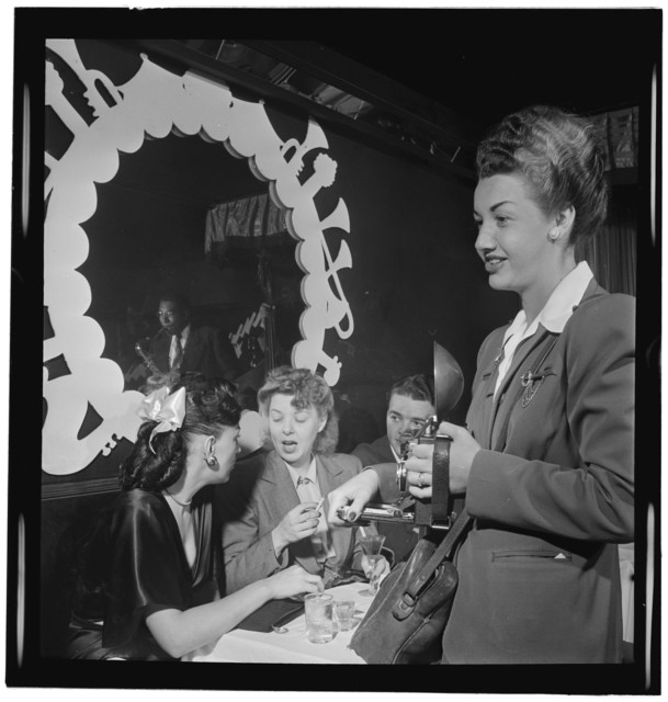 [Portrait of Ginger Toye, between 1938 and 1948]