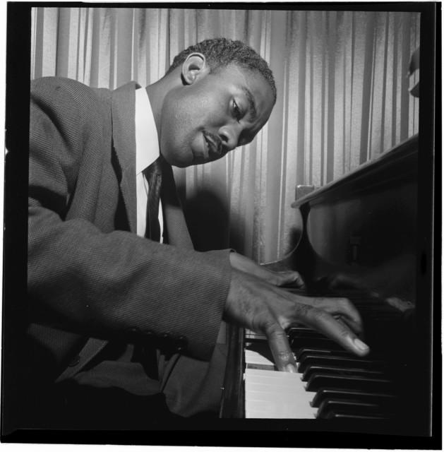 [Portrait of John Malachi, Washington, D.C.(?), between 1938 and 1948]