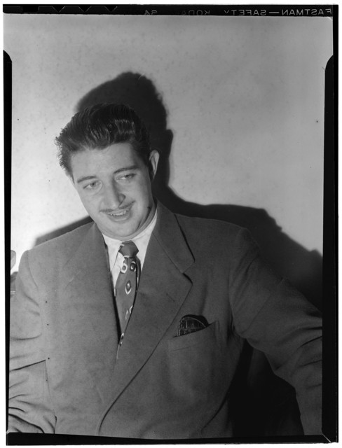 [Portrait of Johnny Bothwell, between 1938 and 1948]