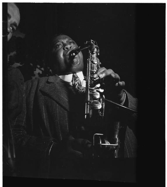 [Portrait of Pete Brown, between 1938 and 1948]