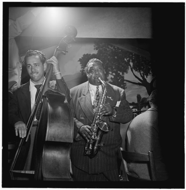[Portrait of Pete Brown, New York, N.Y.(?), between 1938 and 1948]