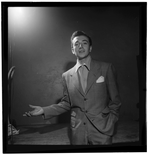 [Portrait of Vic Damone, between 1938 and 1948]