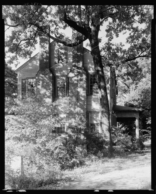 Reed Morrison House, Mount Mourne, Iredell County, North Carolina