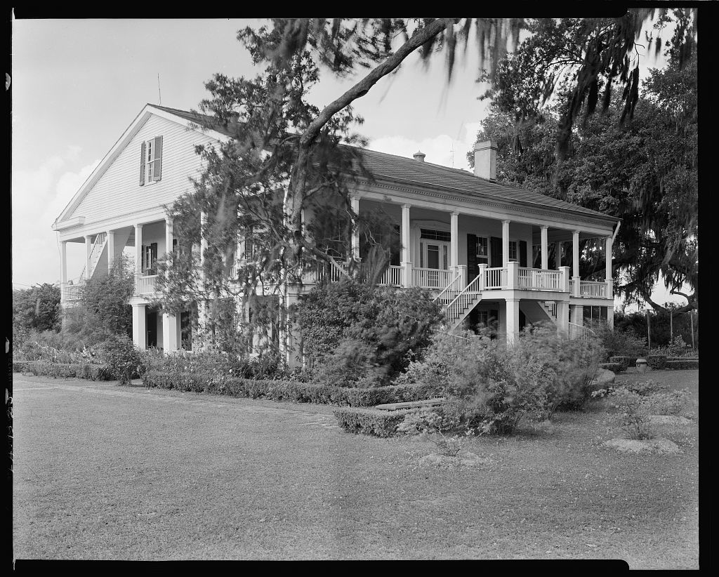 Rienzi, Thibideau vic., Lafourche Parish, Louisiana