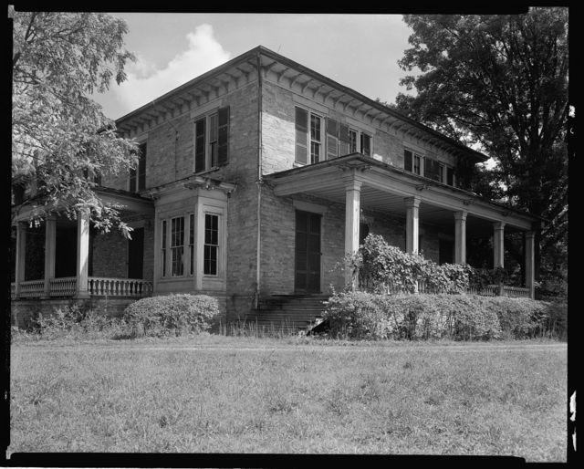 Rugby Grange, Fletcher, Buncombe County, North Carolina