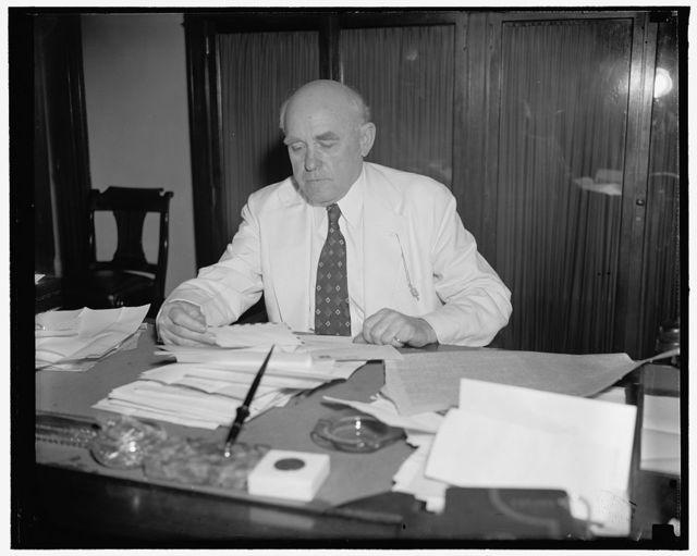 Sen. John Bankhead, agr. cotton grower
