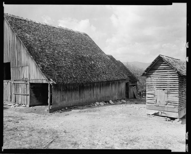 Sherrill Inn, Hickory Nut Gap, Buncombe County, North Carolina