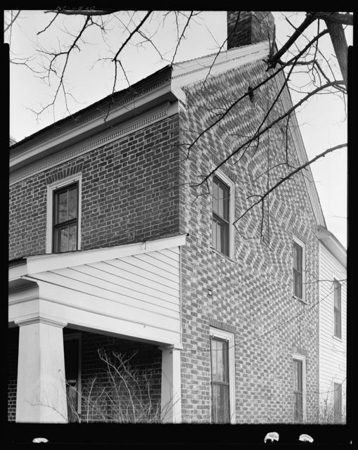 Somers house, Gibsonville, Guilford County, North Carolina