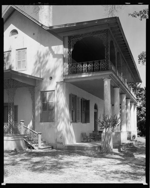 Stone House, Clinton, E. Feliciana Parish, Louisiana