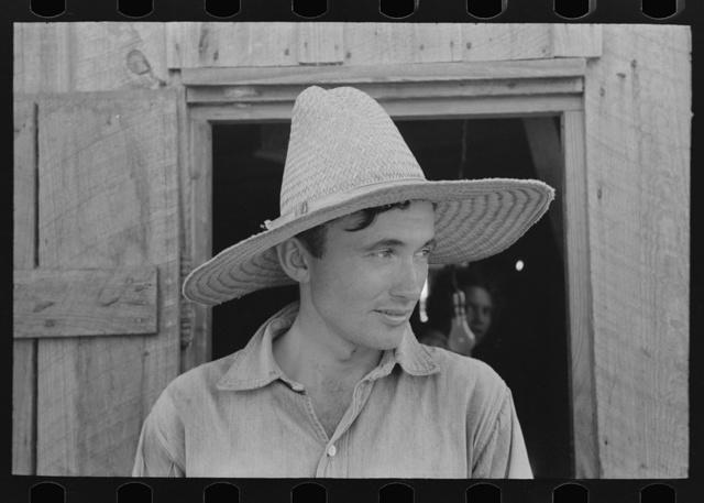 Sugarcane farmer, Louisiana