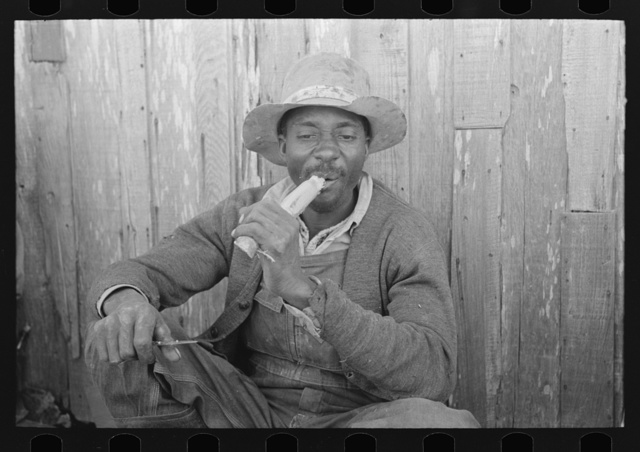 Sugarcane worker, Louisiana