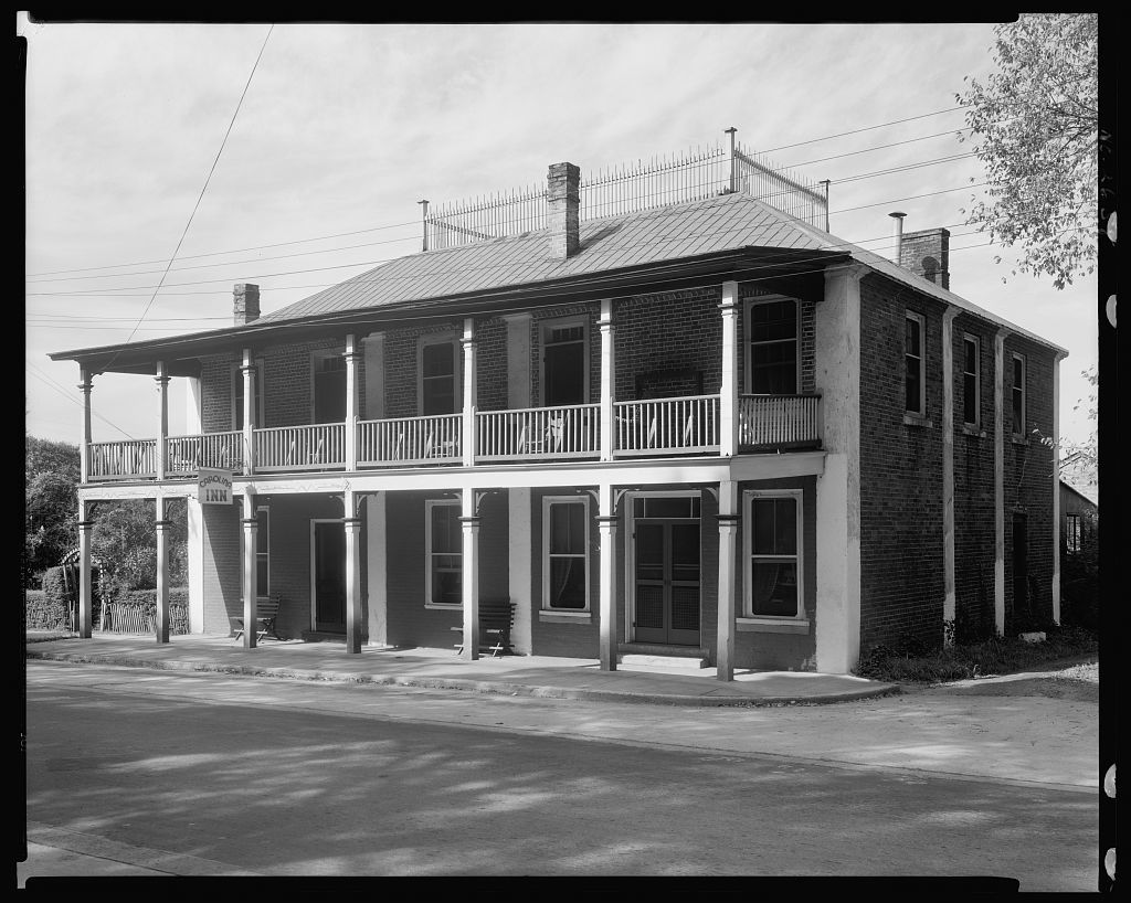 Tavern, Davidson College, Mecklenburg County, North Carolina