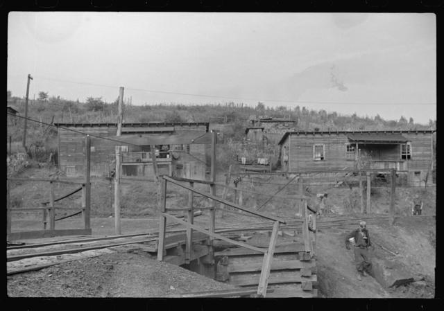"The ""Patch,"" Chaplin, West Virginia"