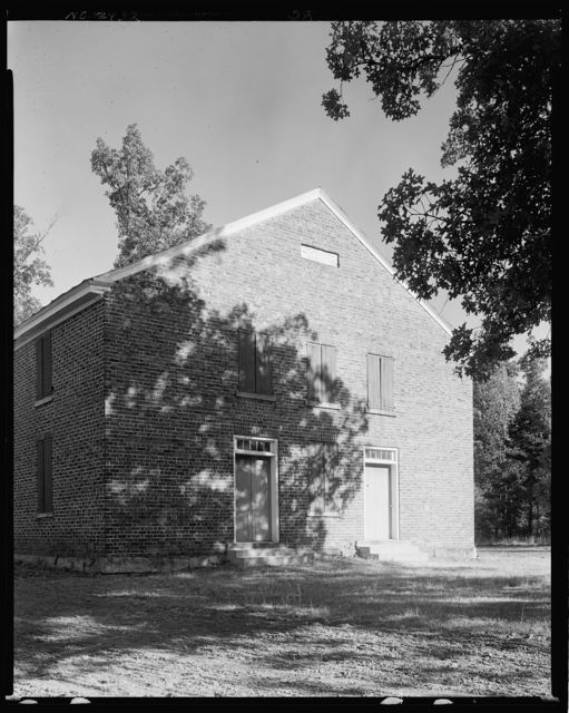 Third Creek Presbyterian Church, Salisbury vic., Rowan County, North Carolina