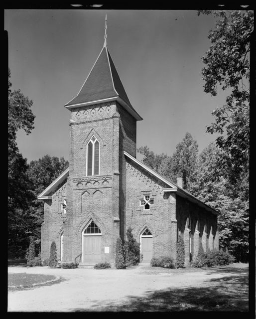 Thyatira Church, Salisbury, Rowan County, North Carolina