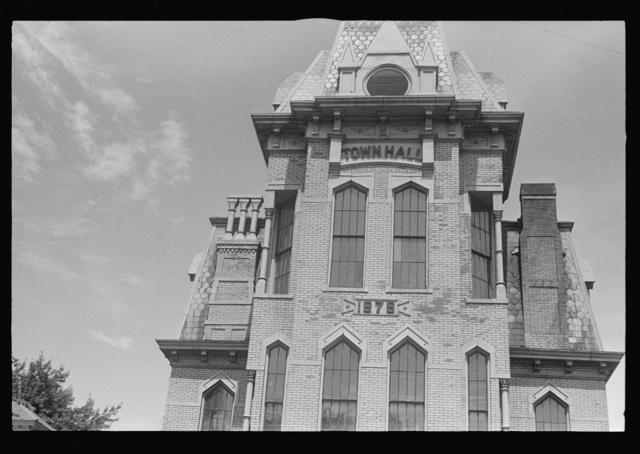 Town hall, Urbana, Ohio