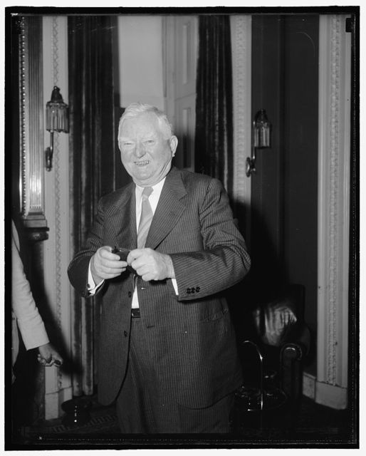 [Vice President John N. Garner]
