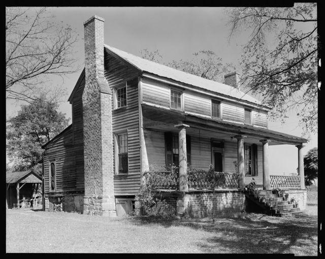 Waddell House, Elmwood, Iredell County, North Carolina