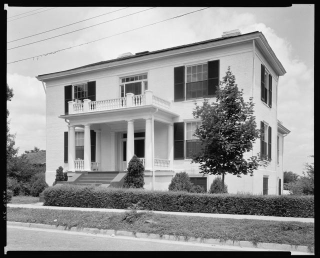 William K. Polk House, Warrenton, Warren County, North Carolina