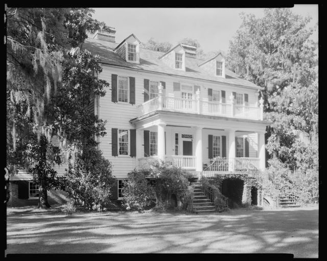 William Lucas House, McClellanville, Charleston County, South Carolina