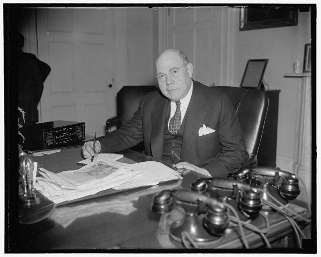 William Prentiss, Jr., Chief National bank, Examiner of the 15th Federal Reserve Dist.