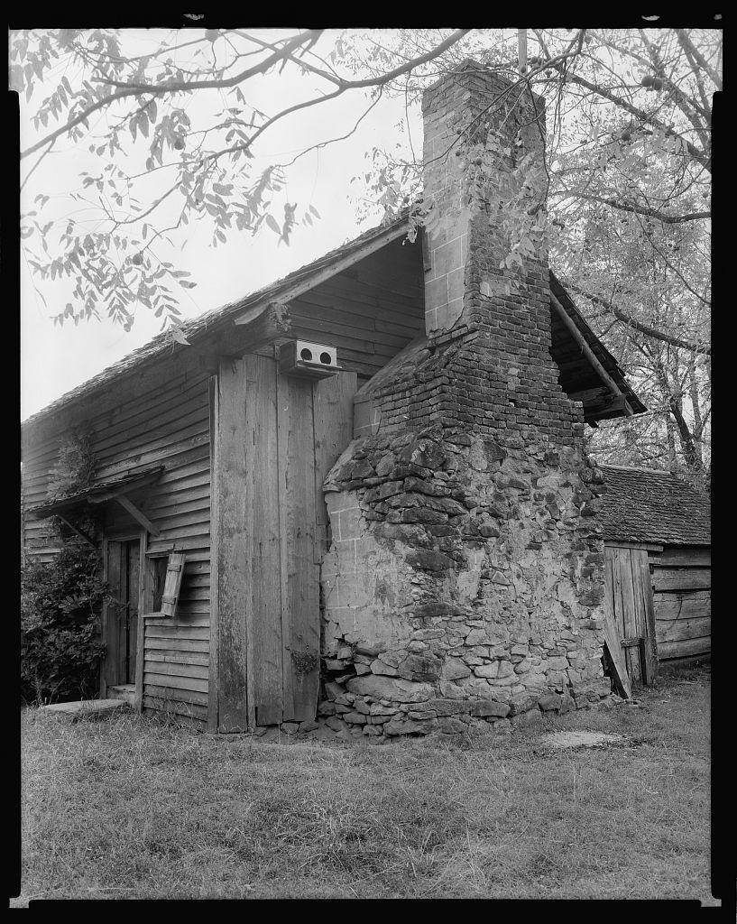 William Rankin House, Mt. Holly vic., Gaston County, North Carolina