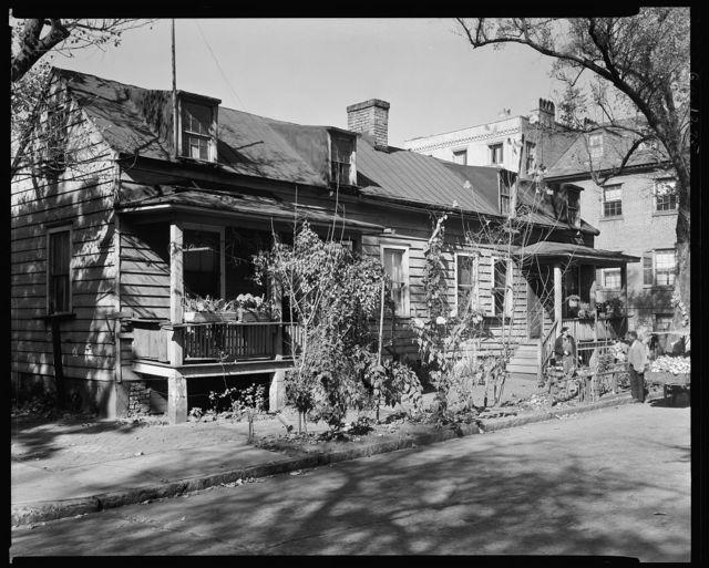 219-221 Montgomery Street, Savannah, Chatham County, Georgia
