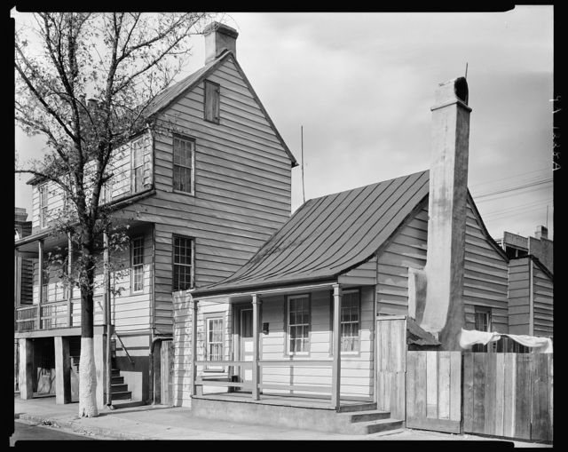 312-314 Hull Street, West, Savannah, Chatham County, Georgia