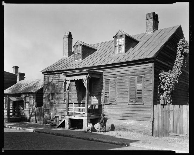 312 Gaston Street, West, Savannah, Chatham County, Georgia