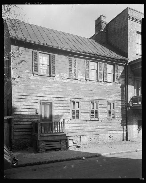 412 Bryan Street, West, Savannah, Chatham County, Georgia