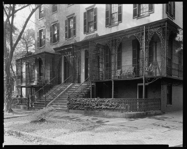 423-425 Bull Street, Savannah, Chatham County, Georgia