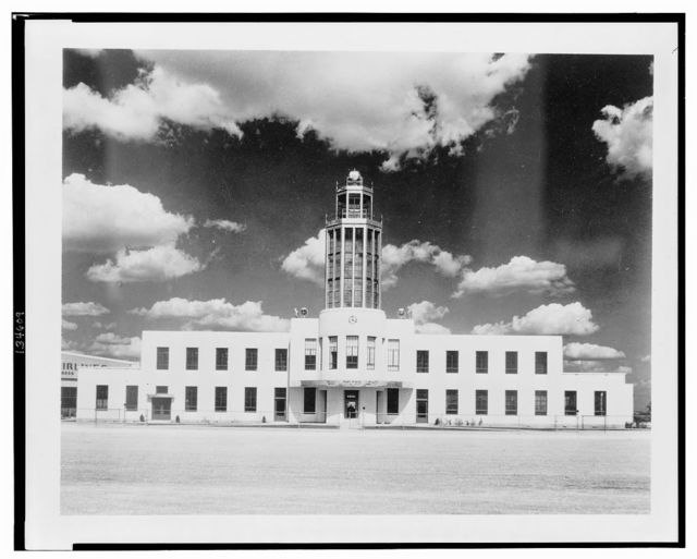 Airport administration building, Fort Worth, Texas