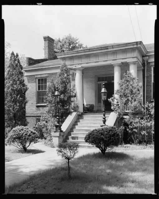 Alexander-McGehee-Woodall House, 16th St. 2nd Ave., Columbus, Muscogee County, Georgia