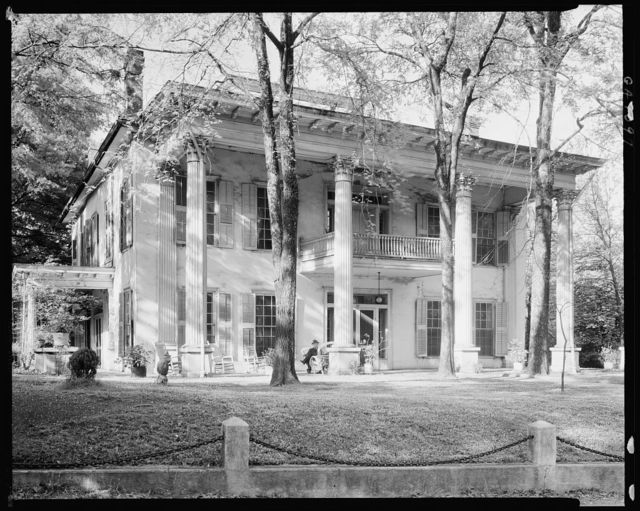 Alwin M. Smith House, Broad St. at Springdale., La Grange, Troup County, Georgia