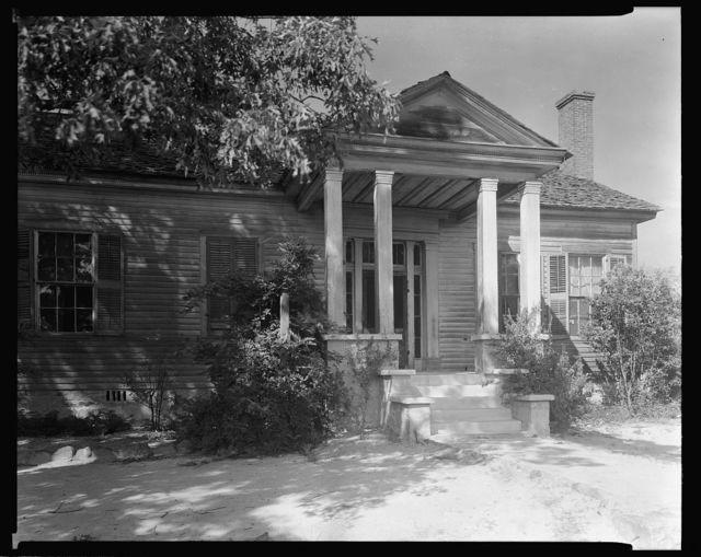 Appling House, Lexington, Oglethorpe County, Georgia
