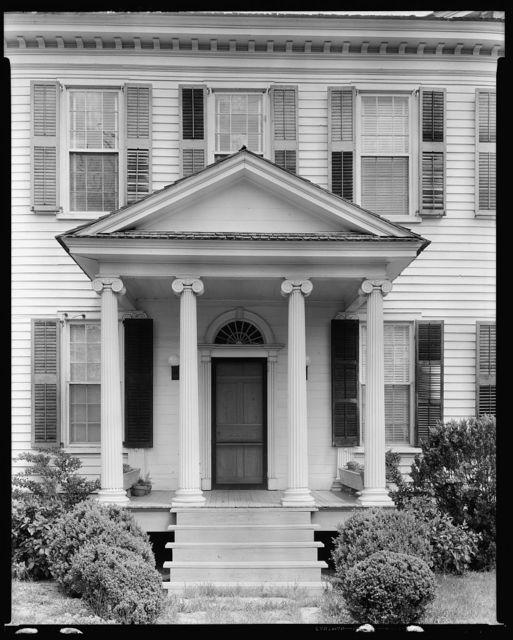 Arthur Mallory House, La Grange, Troup County, Georgia