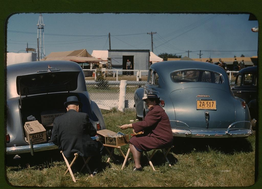 At the Vermont state fair, Rutland