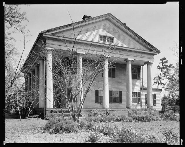 Barrington Hall, Roswell, Fulton County, Georgia