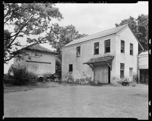 Bluff Hall, Demopolis, Marengo County, Alabama